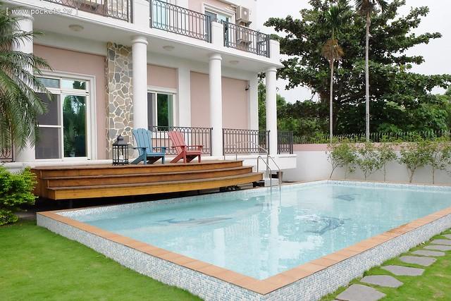 格瀾伍德休閒民宿.Glenwood:位於花蓮吉安鄉的豪華莊園別墅,有私人庭院、游泳池和盪千秋,也是親子友善民宿 @飛天璇的口袋
