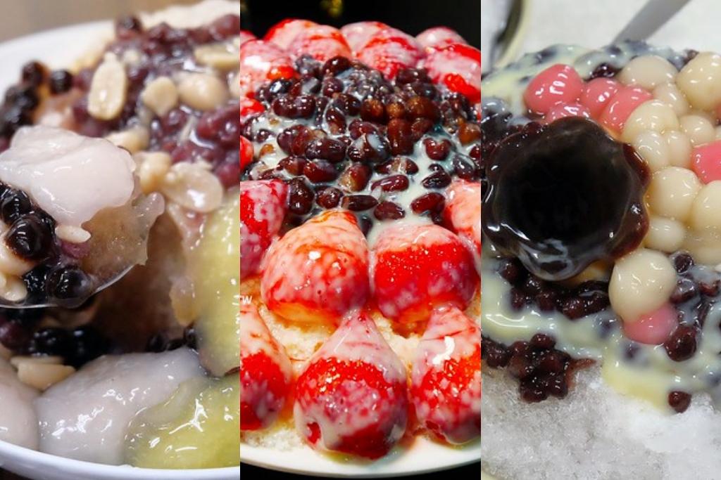 龍川冰菓室:營業逾60年的中華路冰菓室,招牌蜜豆冰和古早味吐司 @飛天璇的口袋