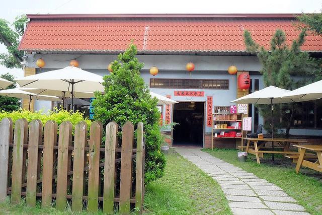 卉咖啡:台中優質早午餐店,每天提供手作甜點,環境舒服有質感 @飛天璇的口袋