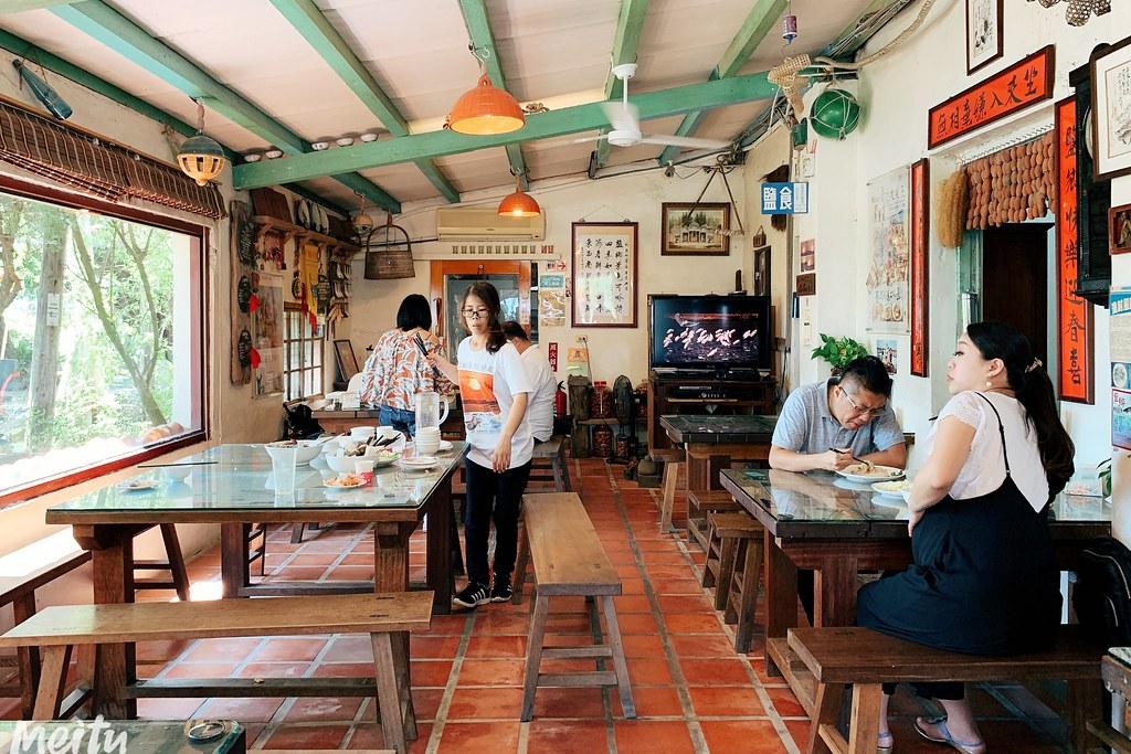 台南北門 鹽鄉古早味風味餐廳:Google評價4.2顆星,在地風味料理道道都好吃 @飛天璇的口袋