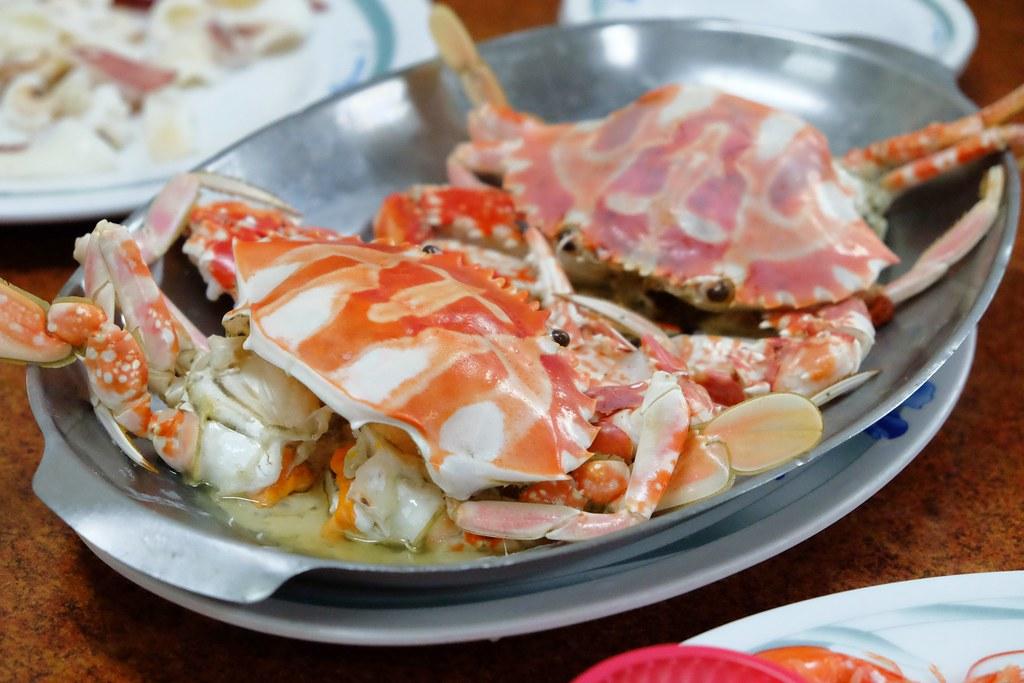 清水社口樓海鮮:台中海線隱藏版美食,位置低調餐點卻不低調的海鮮餐廳 @飛天璇的口袋