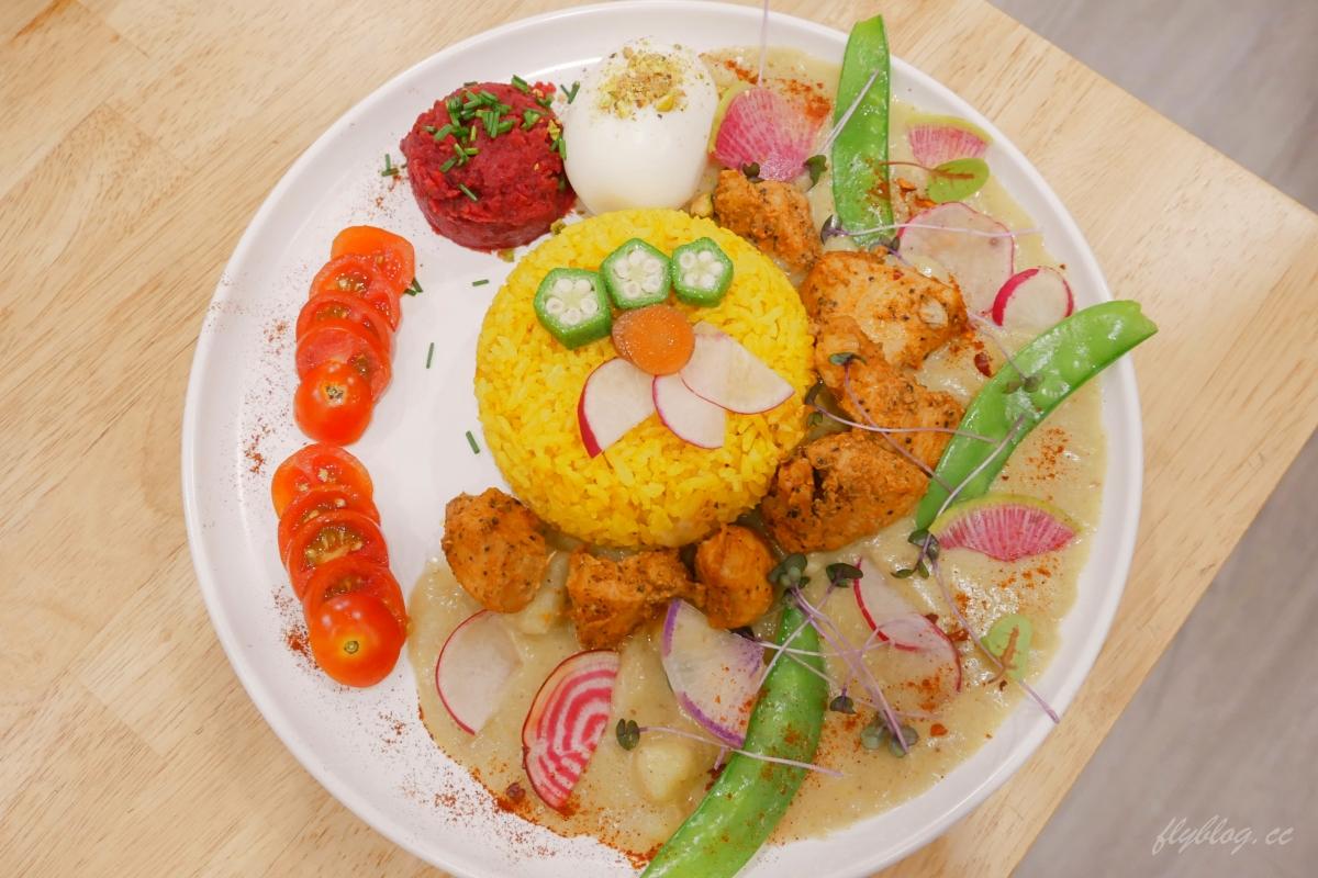 The. OZ:台中也可以吃得到澳式早午餐,精選食材吃得出健康與美味 @飛天璇的口袋