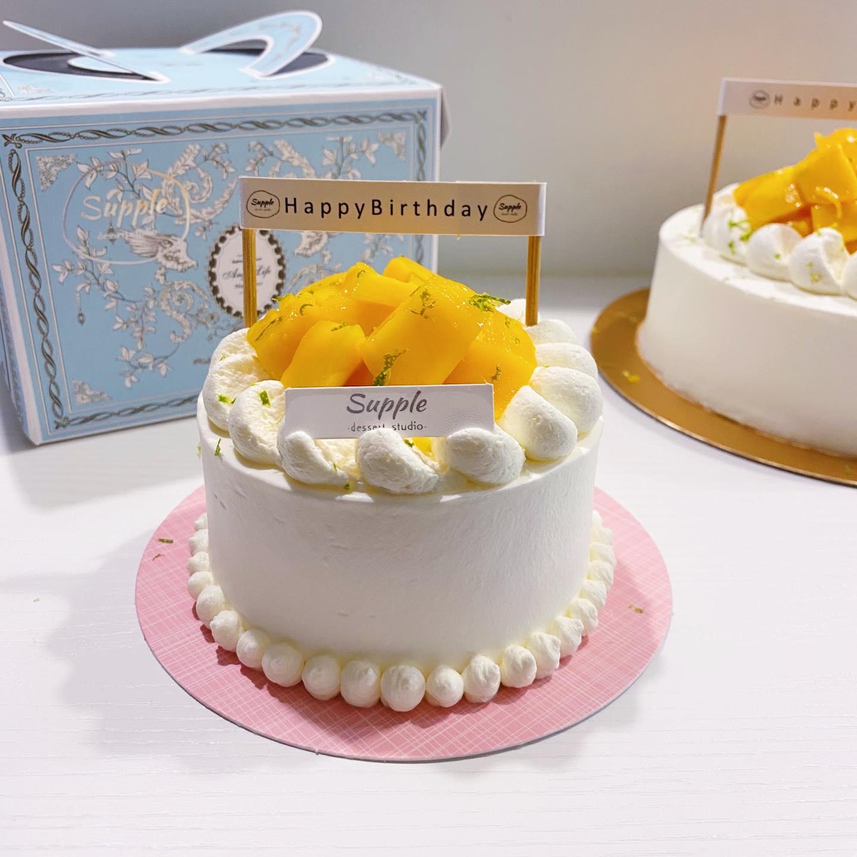 Supple甜點工作室:台中IG人氣手作甜點店,季節限定水果蛋糕 @飛天璇的口袋