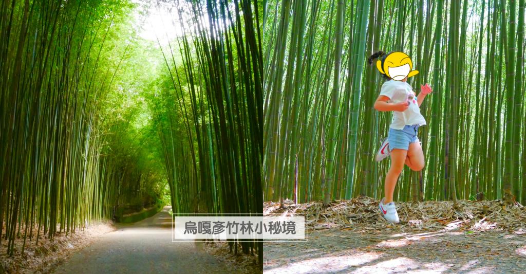 苗栗泰安烏嘎彥竹林秘境:台版京都嵐山竹林,IG網美拍照熱門景點 @飛天璇的口袋