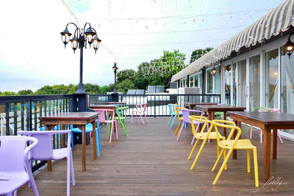 彰化員林|極光森林:員林浪漫景觀餐廳,可愛帳篷 x 露天派對 x 浪漫夜景 @飛天璇的口袋