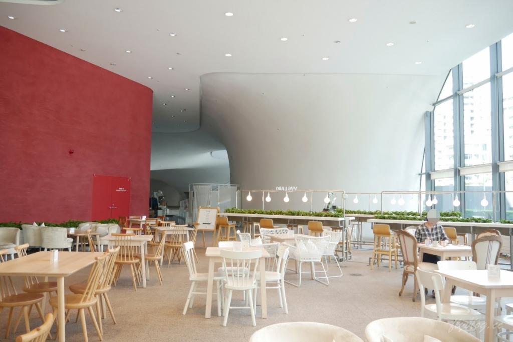 VVG LABO好樣度量衡:在歌劇院裡享受悠閒早午餐,以實驗室為主題的可愛裝潢 @飛天璇的口袋