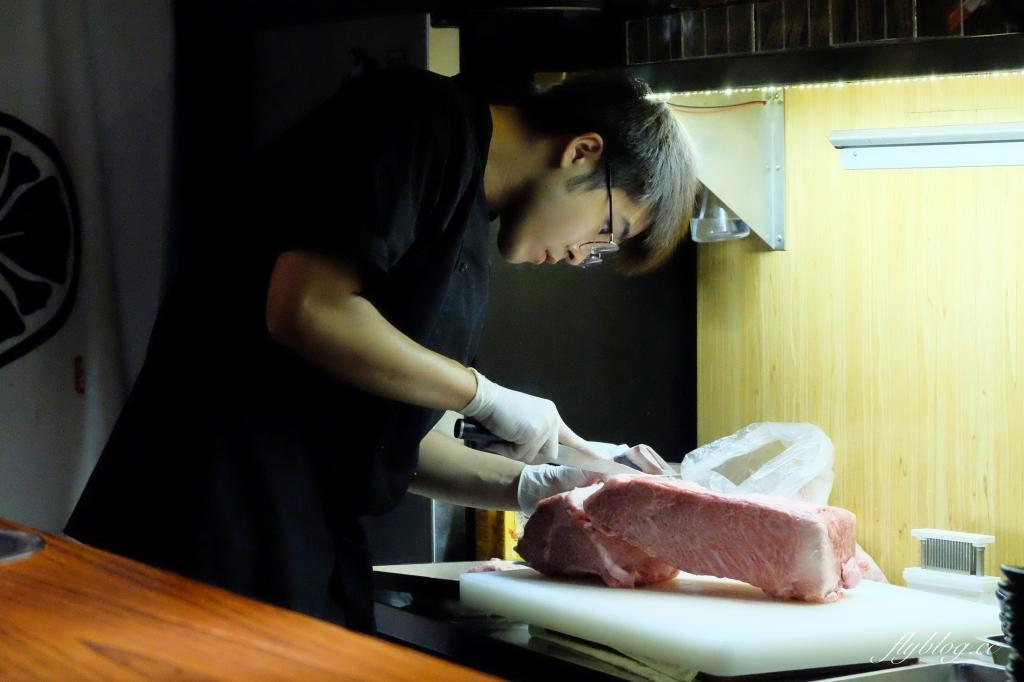 上吉燒肉:Google評價4.9顆星,一個人也可以品嚐和牛,專業級師傅板前代烤 @飛天璇的口袋
