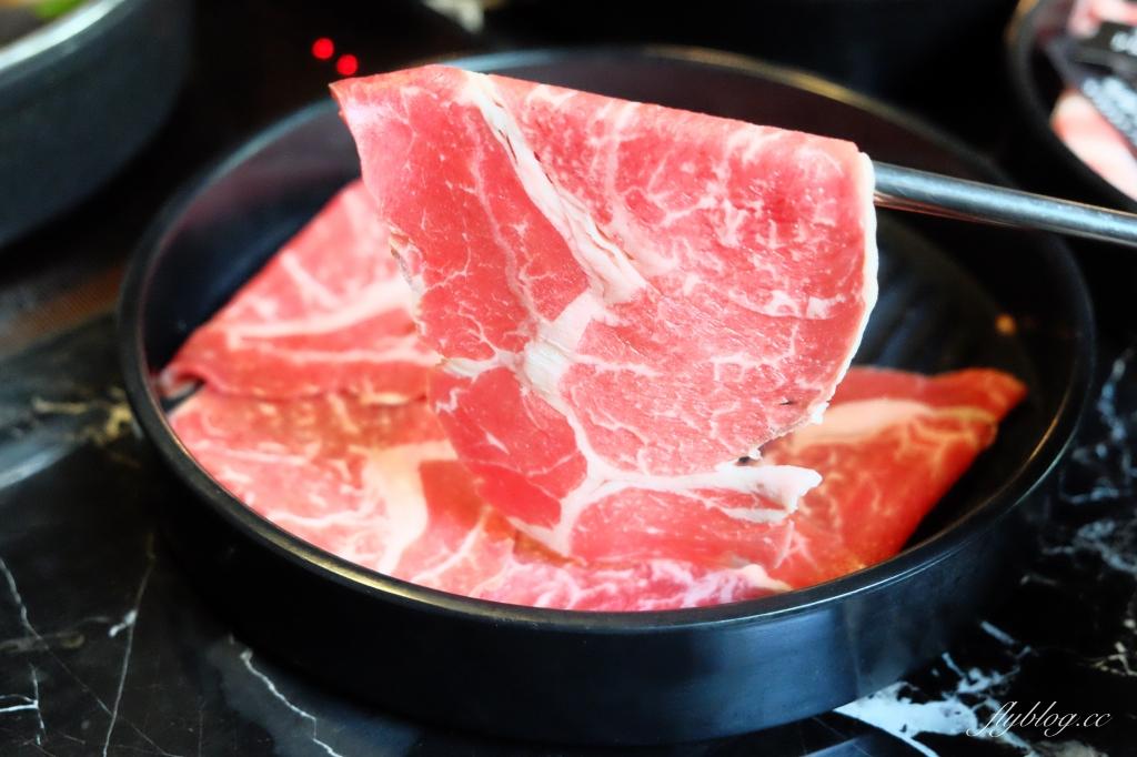 【台中南屯】肉懷食:$888元美國Prime等級壽喜燒吃到飽,使用振興三倍券再直接去尾數 @飛天璇的口袋