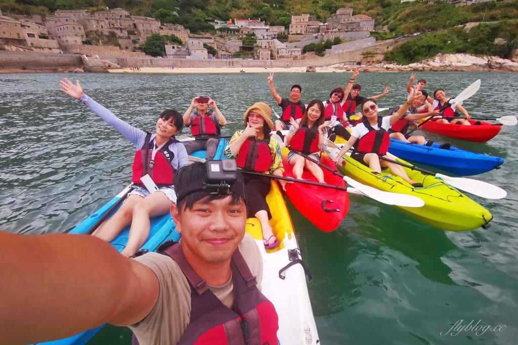 獨木舟體驗 x 牽罟嘉年華:2020北竿海洋之旅,北竿地區夏季最熱鬧的活動 @飛天璇的口袋