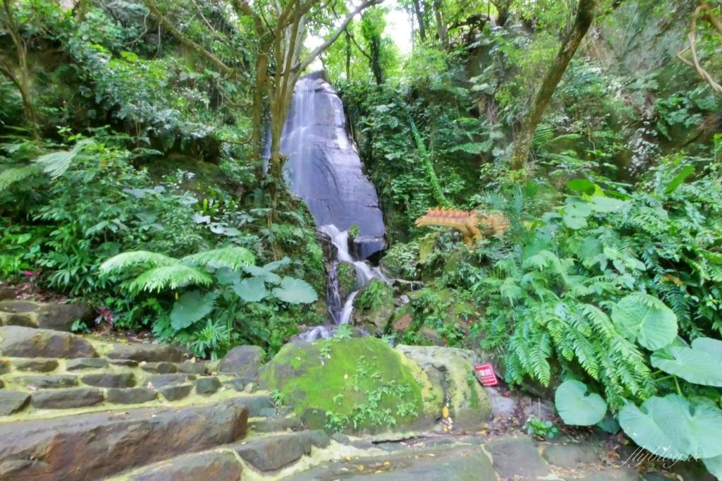 【苗栗南庄】蘇維拉莊園:蘑菇精靈樹屋 x 75公尺長森林溜滑梯 x 瀑布雨林咖啡屋 @飛天璇的口袋