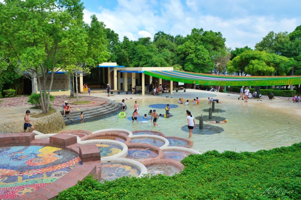 龍潭運動公園:夏日免費玩水景點,桃園親子旅遊推薦 @飛天璇的口袋