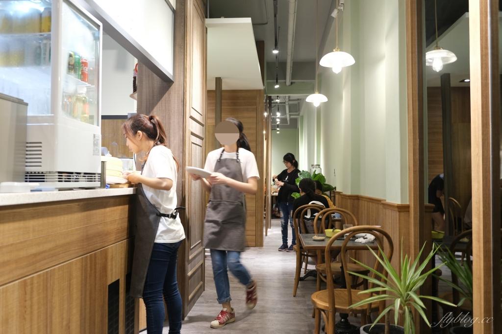 小滬春:文青風上海麵食專賣店,樓外樓旗下新品牌 @飛天璇的口袋