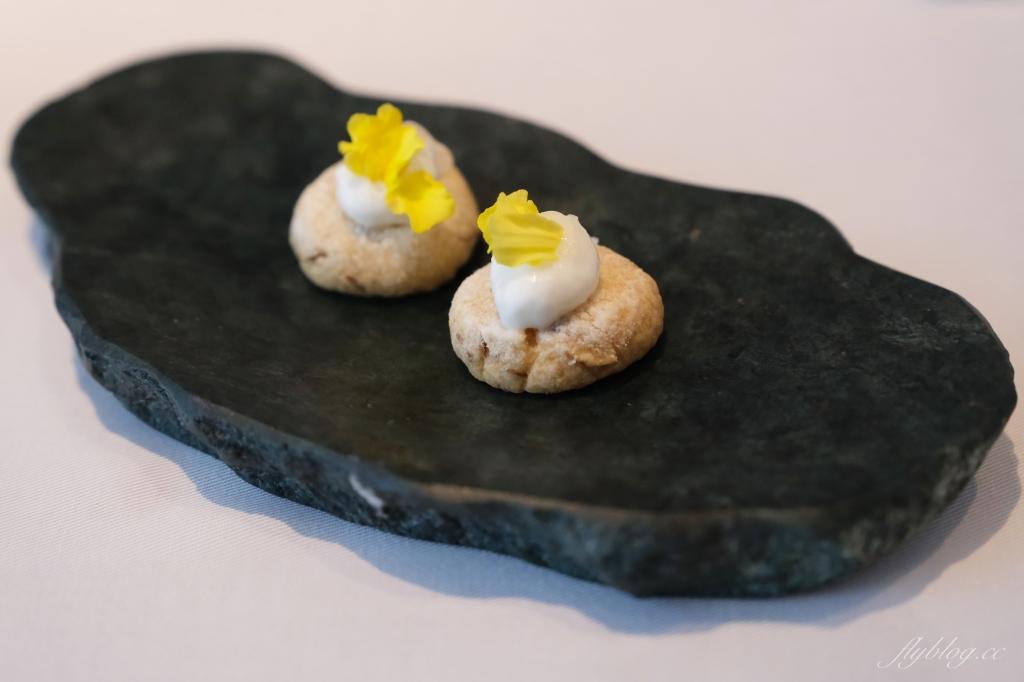鹽之華法式餐廳:2020台中米其林一星餐廳,台中七期高級無菜單料理 @飛天璇的口袋