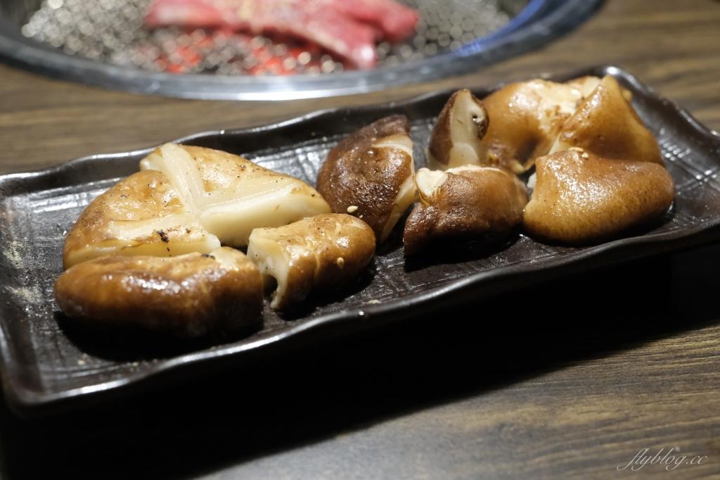 岩手燒肉:台中公益路商圈日式燒肉店,餐點以單點為主全程專人代烤 @飛天璇的口袋