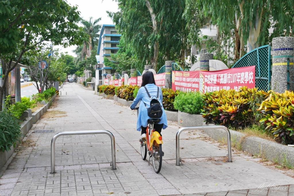 桃園一日遊:騎著自行車沿著老街溪暢遊美麗桃園 x 中壢 – 平鎮 – 龍潭自行車道一日遊 @飛天璇的口袋