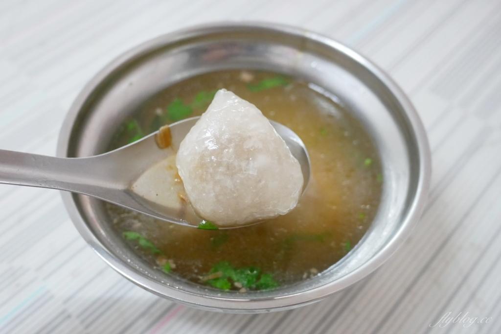 阿坤麵:2020台中米其林必比登推薦,超過 50 年歷史的銅板美食 @飛天璇的口袋