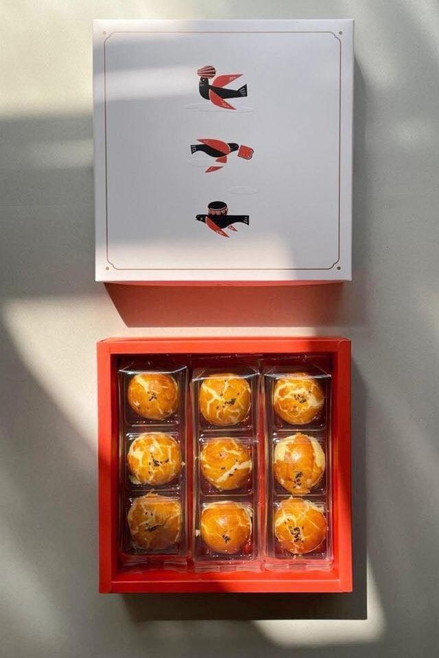 【台中北區】INO焙焙:隱身在巷弄裡的甜點工作室,INO ICE的甜點品牌 @飛天璇的口袋