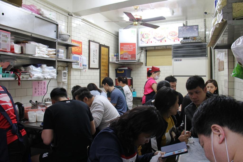 廟東清水排骨麵:豐原廟東超人氣排隊美食,觀光客必吃! @飛天璇的口袋