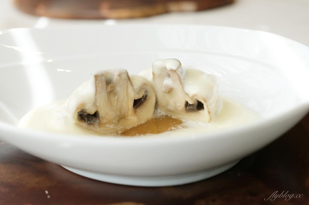 【台中西屯】Forchetta餐廳(火氣大):結合台灣在地食材的地中海料理,連兩年獲得米其林一星肯定 @飛天璇的口袋