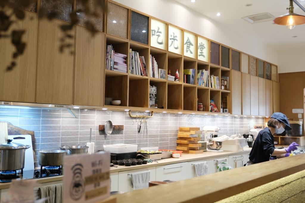 【台中西區】 吃光食堂:以電影院為主題,精緻美味的個人套餐 @飛天璇的口袋