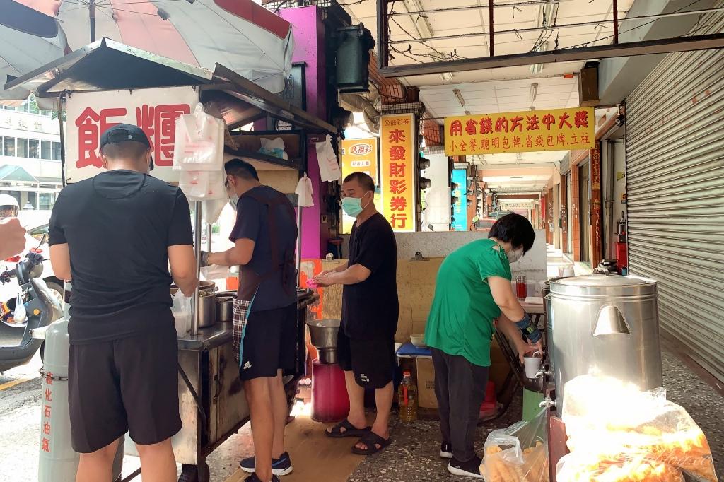 漢口飯糰:台中超人氣傳統飯糰,在地經營超過20個年頭 @飛天璇的口袋