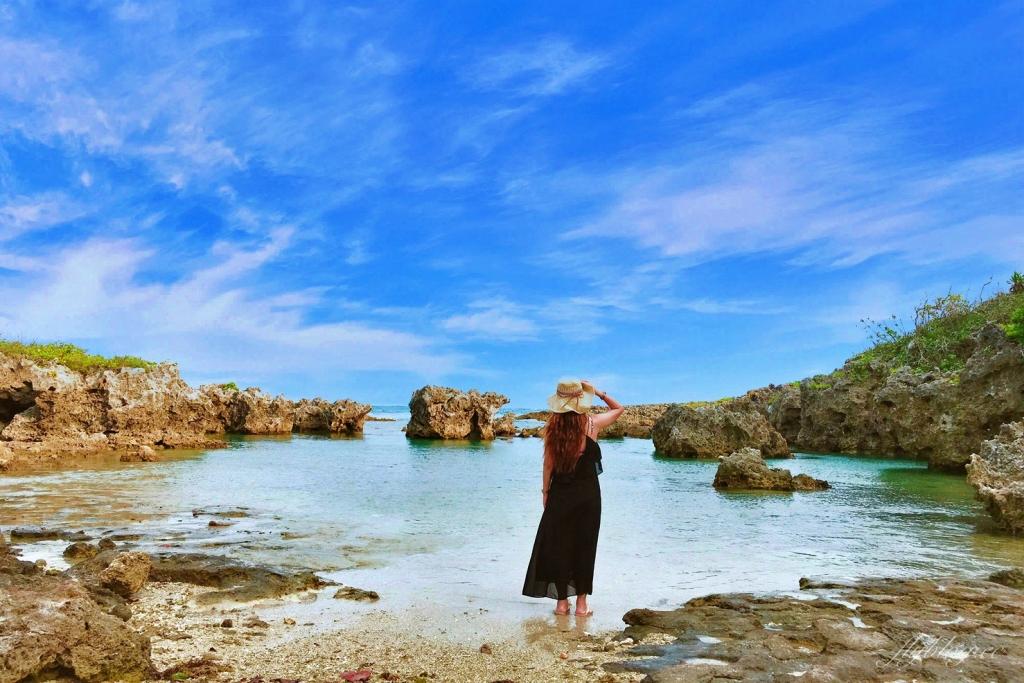 小峇里島岩沙灘:墾丁天然珊瑚礁海域,浮潛愛好者的聖地 @飛天璇的口袋