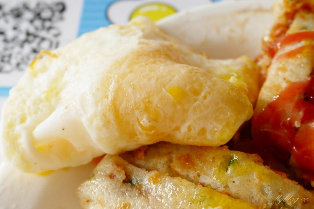 一心蛋餅:台中超人氣古早味蛋餅,一中商圈附近小吃美食 @飛天璇的口袋