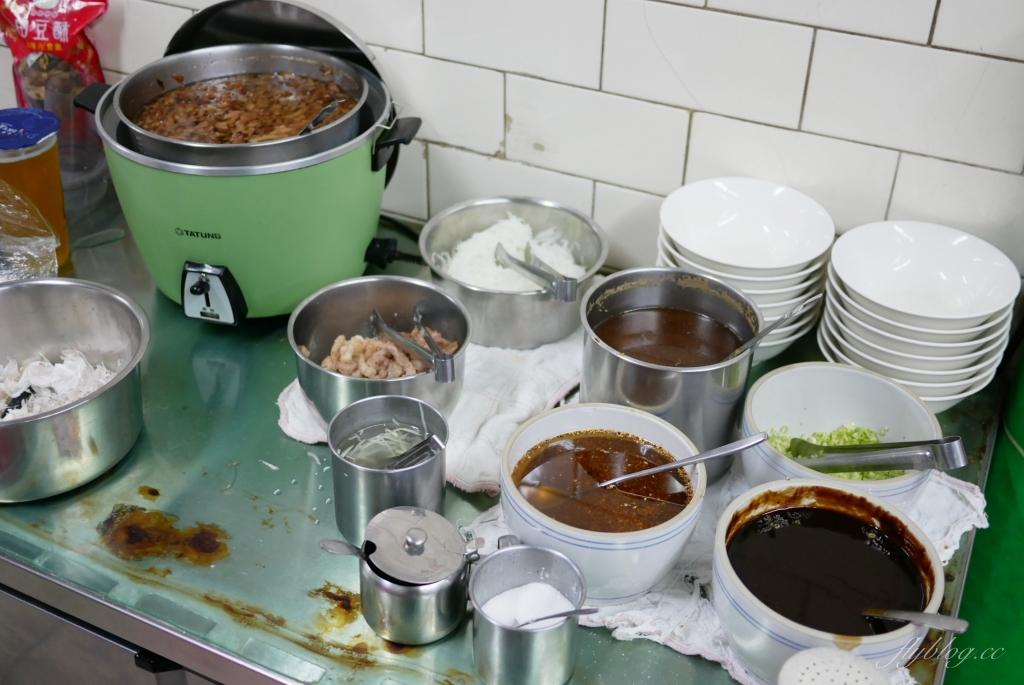 【台中豐原】 清水明肉圓仔湯:廟東超過一甲子的美食,豐原也吃得到肉圓仔湯 @飛天璇的口袋