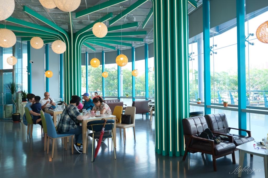 龍咖啡:龍潭大池旁玻璃屋咖啡館,桃園漂亮景觀餐廳 @飛天璇的口袋