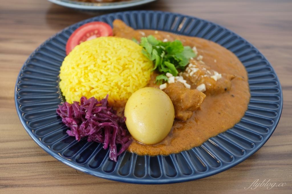 【台中北屯】文鳥咖哩:來自日本名古屋的型男主廚,好吃到差點把盤子也吞了! @飛天璇的口袋