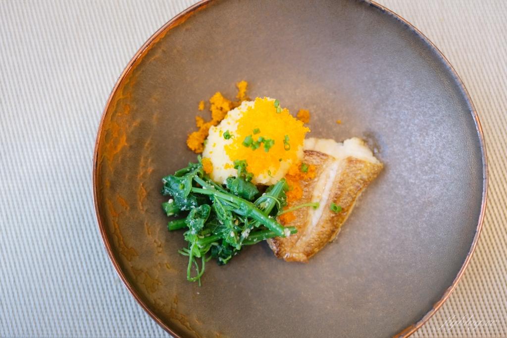 【台中西區】いさぎISAGI潔:台中米其林餐盤推薦日式料理,來自日本福岡的無菜單料理 @飛天璇的口袋
