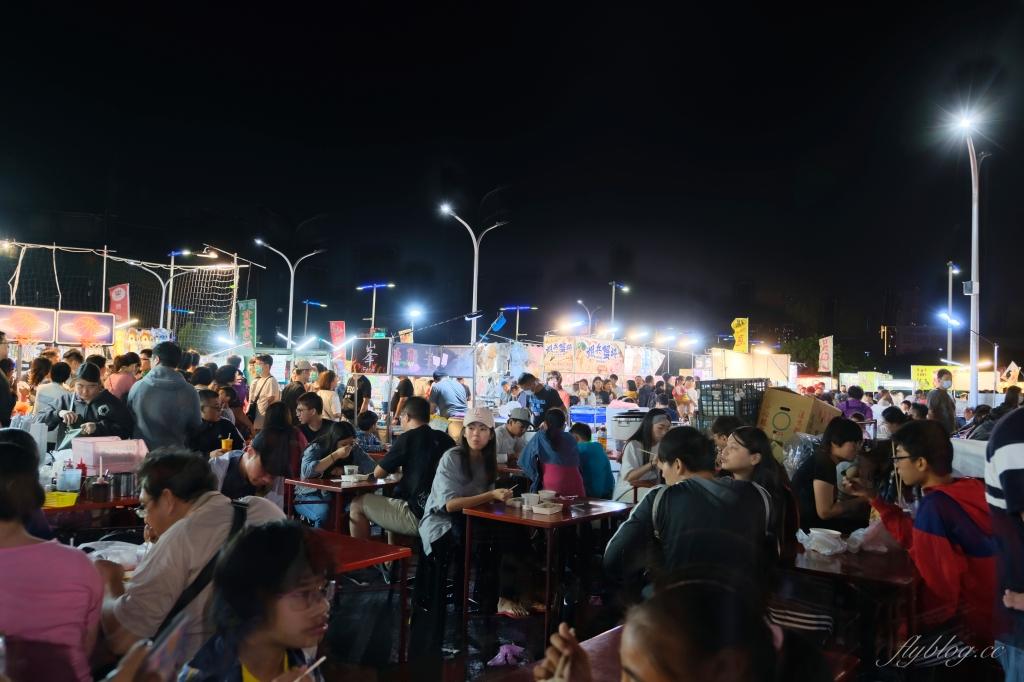 【台中北屯】 台中捷運總站夜市:經過168天後終於取得執照,預計4/3開始恢復營業 @飛天璇的口袋