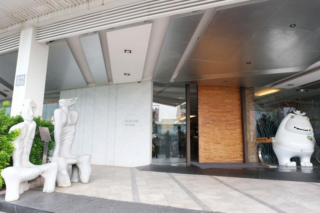 【嘉義西區】承億文旅嘉義商旅:由義美歌劇院改建,充滿文青風格的特色旅店 @飛天璇的口袋