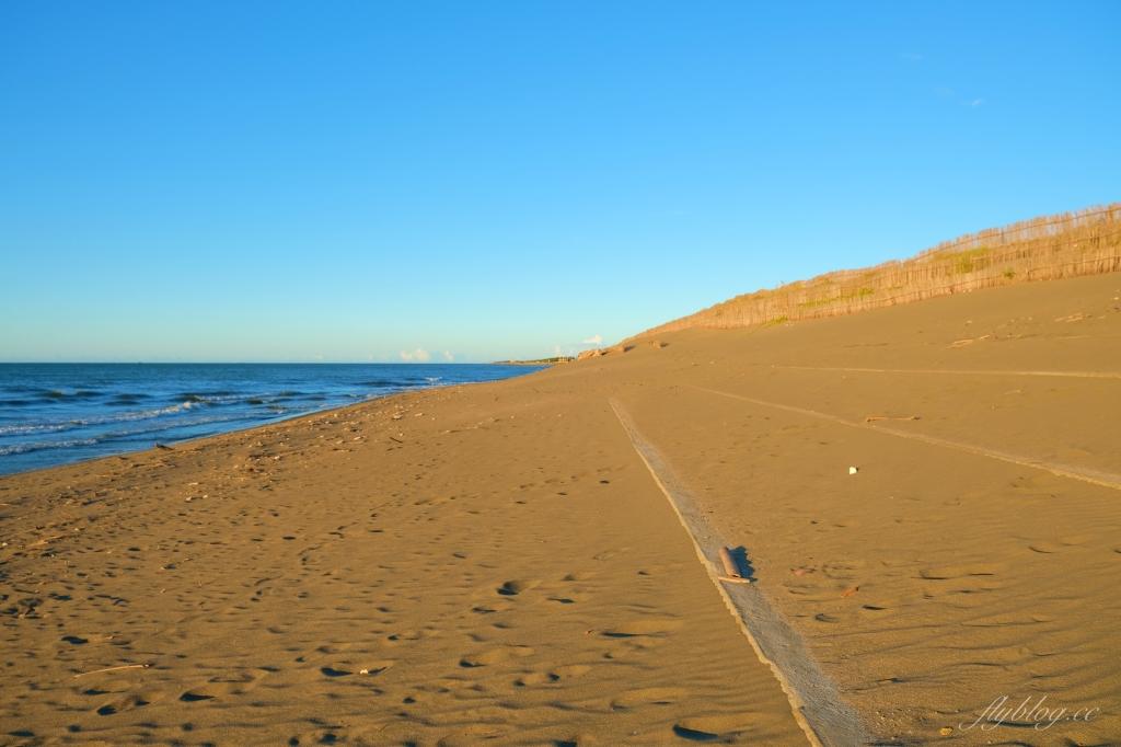 觀音草漯沙丘:桃園IG打卡熱門景點,台灣版沙哈拉沙漠 @飛天璇的口袋