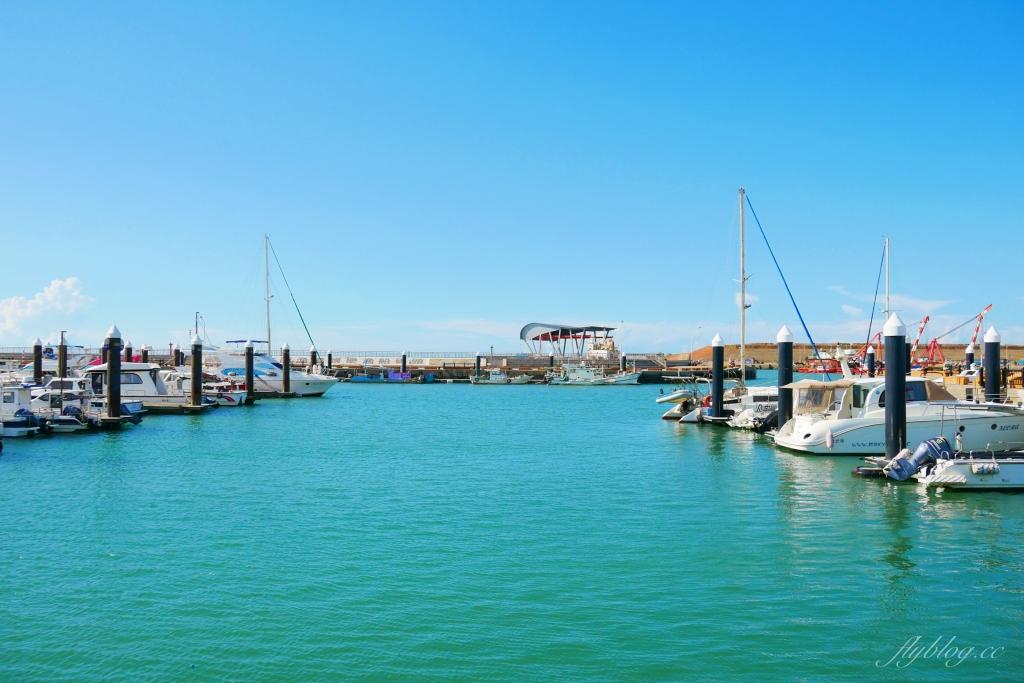 竹圍漁港:偶像劇拍攝地,享受異國風情,親子戲水景點 @飛天璇的口袋