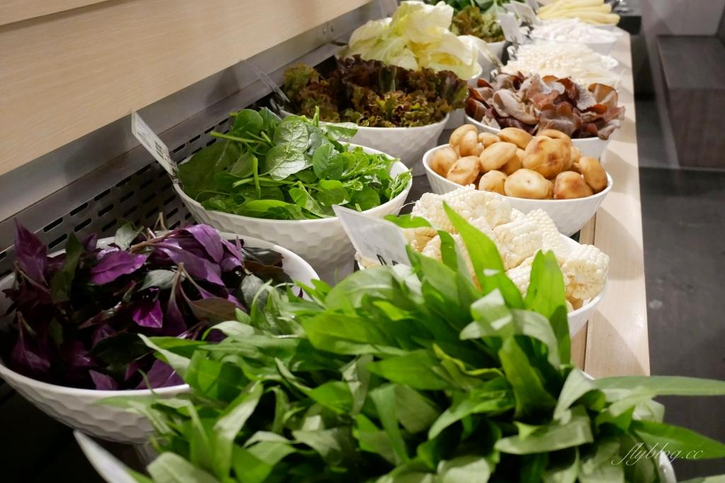 極月鍋物:超過30種自家種的野菜吃到飽,還有季節水果和明治冰淇淋 @飛天璇的口袋