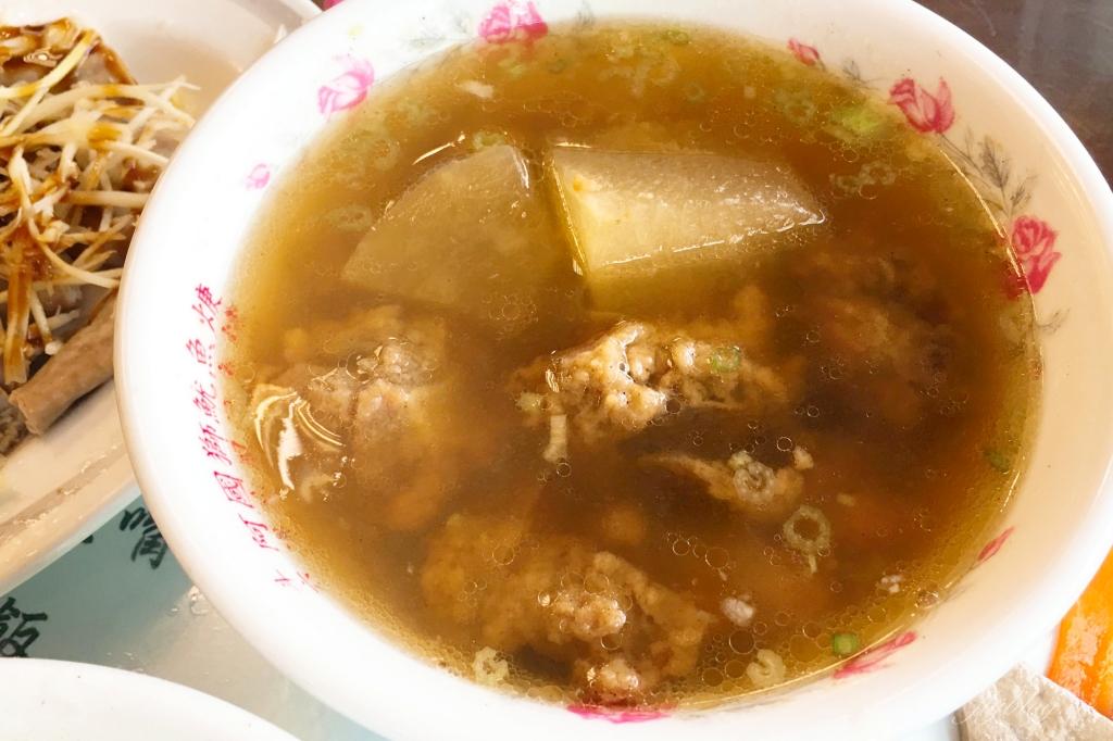 阿國獅魷魚羹:在地超過60年的老店,觀光客到斗六必吃美食 @飛天璇的口袋