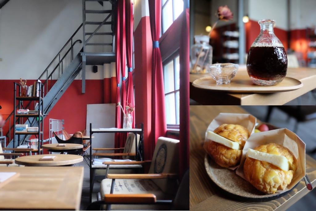 國王蝴蝶秘密基地 roicafe:位於嘉義文創園區裡的特色咖啡館,我想到愛麗絲夢遊仙鏡的紅皇后 @飛天璇的口袋