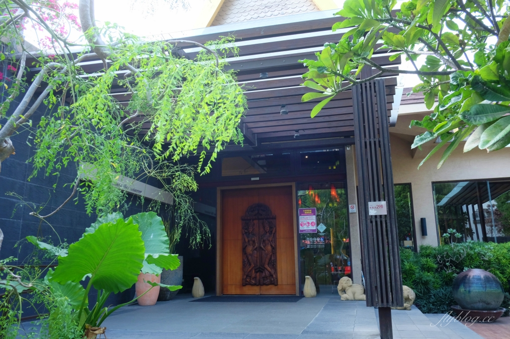 The Chocolate Factory Pattaya:世界糕點比賽冠軍、泰國芭達雅十大餐廳,坐擁無敵夕陽美景 @飛天璇的口袋