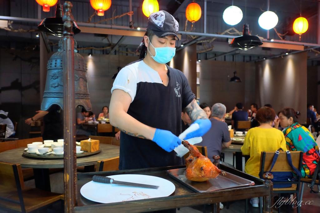 【台中南屯】鴨片館:台中超人氣烤鴨專賣店,捷運豐樂公園站步行2分鐘 @飛天璇的口袋
