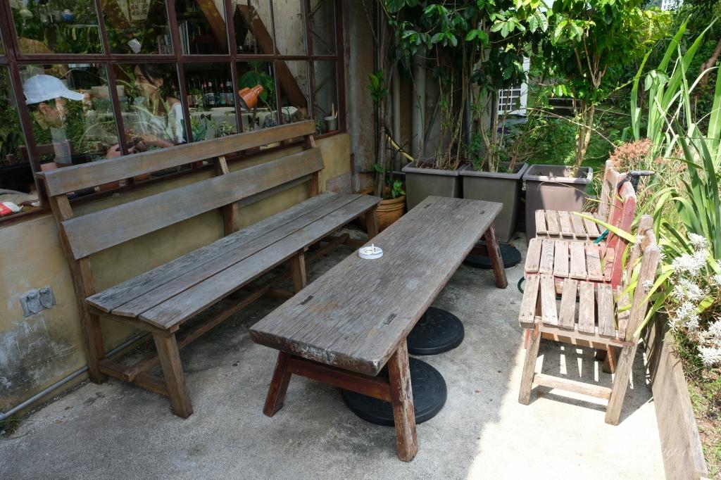 Ruins Coffee Roasters小廢墟咖啡:木柵IG超人氣咖啡館,老宅改建的閣樓喝咖啡 @飛天璇的口袋