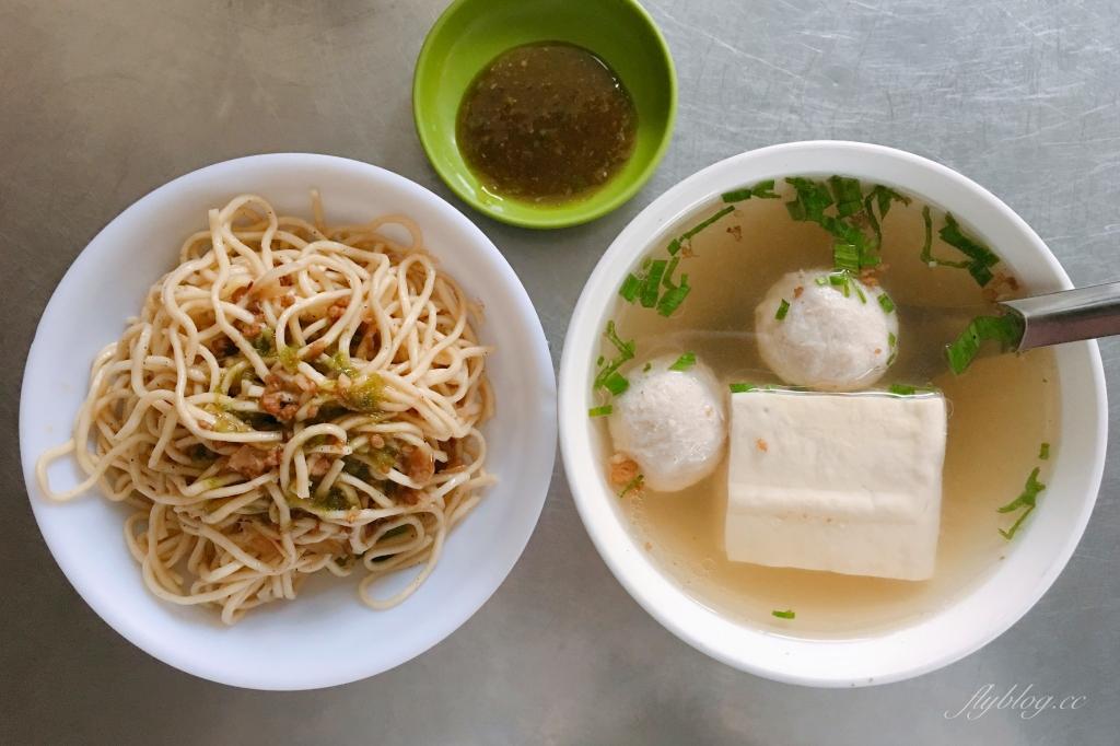 【彰化田中】田中天橋下 炒麵、米糕、肉粽:田中人的傳統早餐,超人氣銅板美食 @飛天璇的口袋