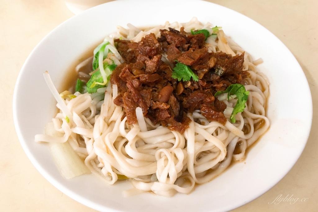 【彰化田中】田中素食(新宮素食):從小吃到大的素食麵店,懷念中的銅版美食 @飛天璇的口袋