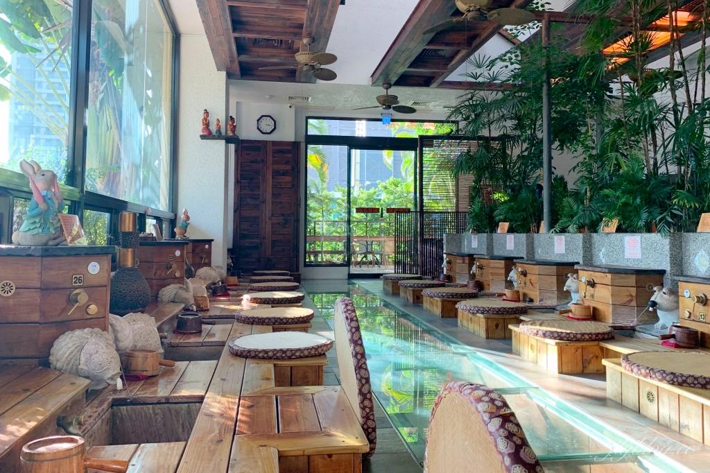 The Blooming Gallery┃泰國曼谷:森林系的玻璃屋小花園,IG網美熱門打卡餐廳 @飛天璇的口袋