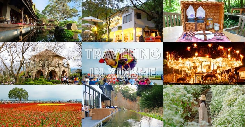 Rustic & Blue┃泰國清邁:尼曼區超人氣歐式餐廳,在花園中享受一個人的早午餐 @飛天璇的口袋