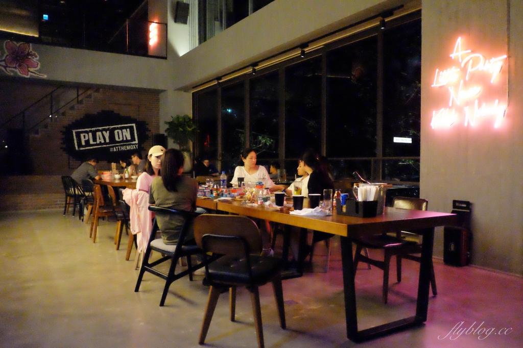 【台中南屯】台中MOXY豐邑酒店:台中最潮的設計飯店,捷運豐樂公園站步行3分鐘 @飛天璇的口袋