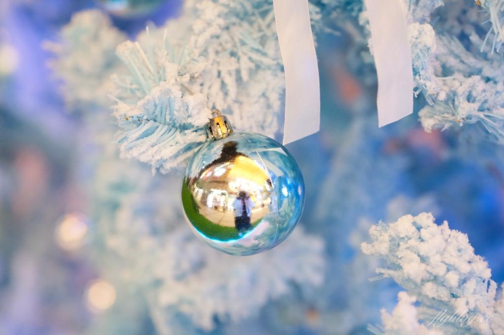 【台中西區】廣三SOGO百貨聖誕節裝置:浪漫的北歐雪景,期間限定11/27~1/10 @飛天璇的口袋