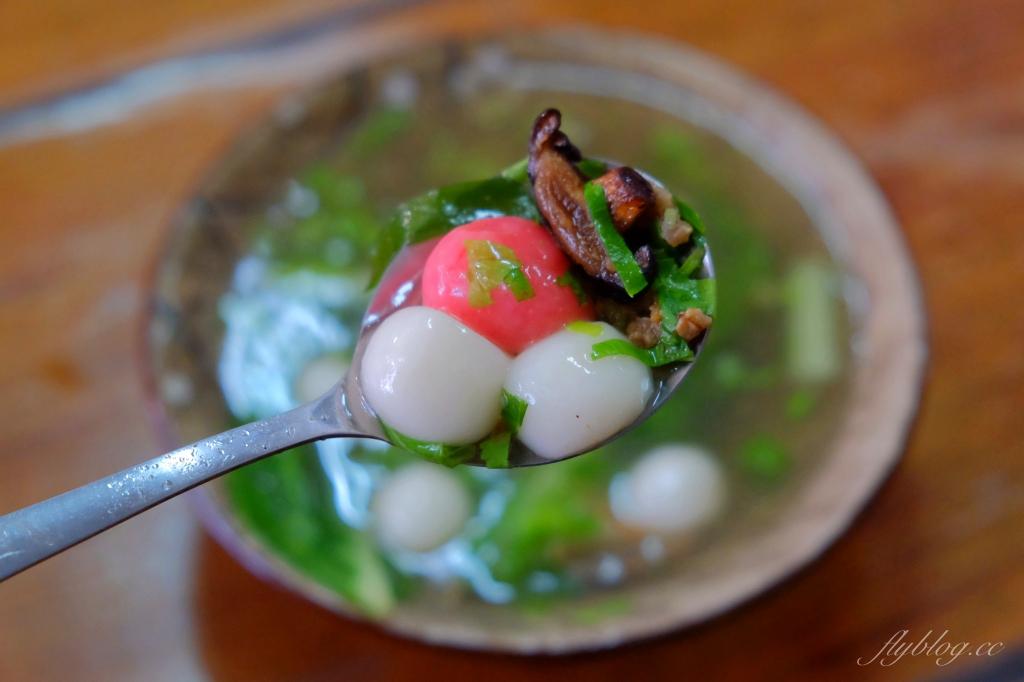彭城堂客家板條:三義古早味客家美食,板條湯圓都很好吃 @飛天璇的口袋
