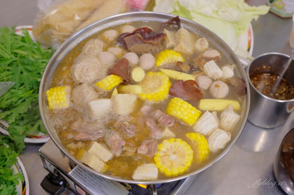 麥之鄉薑母鴨:東海超人氣薑母鴨店,湯頭溫潤清甜順口 @飛天璇的口袋