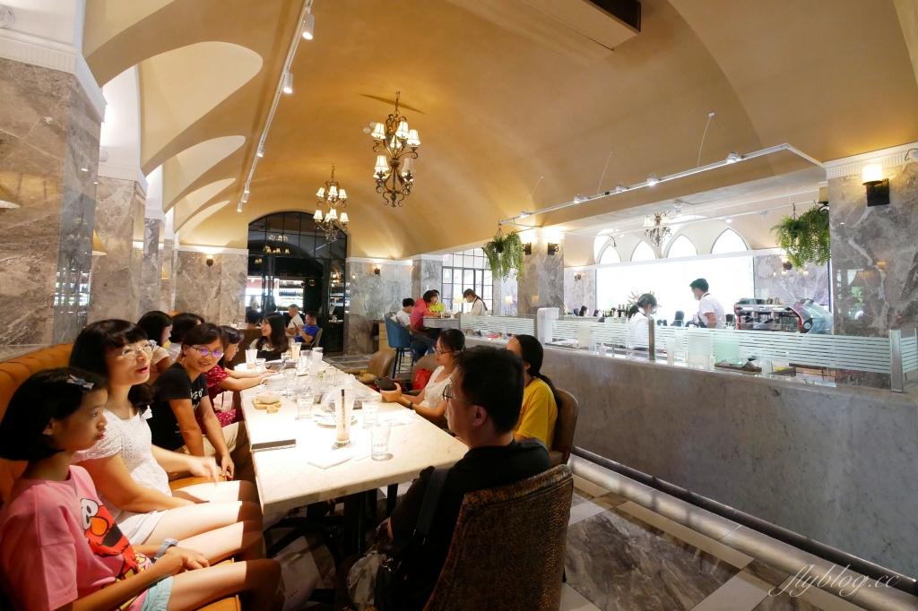 【台中南屯】Bacitali小義大利威尼斯宮 :座落於南屯龍富路的景觀餐廳,台中IG打卡超夯義大利麵店 @飛天璇的口袋